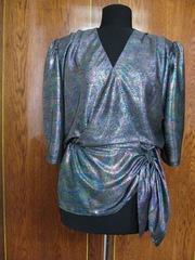 Оригинальная блуза,  р.M-L