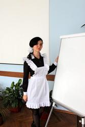 Купить  красивую школьную форму девочке старого образца