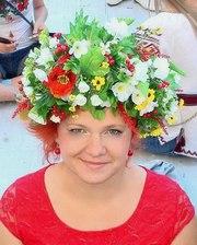 Венок Украинский,  веночки детские,  обручи с цветами