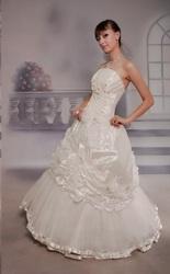 Продам свадебное платье бу,  очень красивое