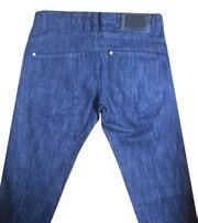 Продам джинсы мужские узкие однотонные