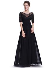 Чёрные вечерние платья большого размера купить с примеркой