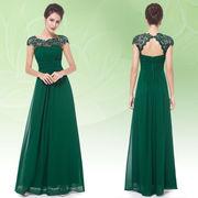 Зелёные вечерние платья,  изумрудные выпускные платья купить Украина
