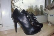 Ботинки кожаные Olli