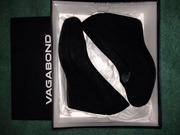 Шикарные замшевые туфли VAGABOND