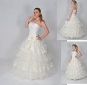 Свадебное платье новое,  распродажа киев