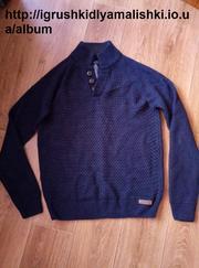 очень удобный теплый свитер easy размер L