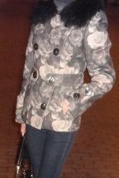 Женское осеннее,  зимнее,  весеннее,  демисезонное пальто