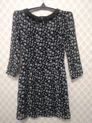 Шифоновое платье  bershka б/у