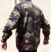 Настоящая военная куртка (VESTE / F2) Франции,  новая