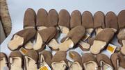 Лот 01-0498,  Тапки Oyanda,  вес 8, 4 кг (22 пары)